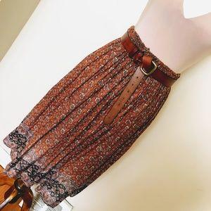 Dresses & Skirts - Midi Broomstick Skirt